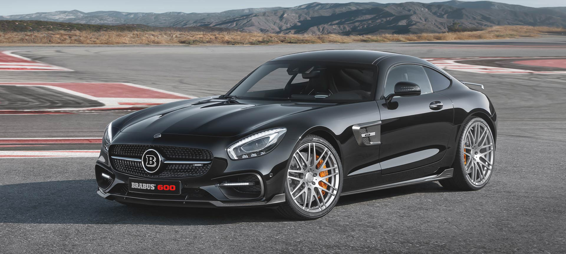 GTC German Tuning Corporation Brabus 600 AMG GTS