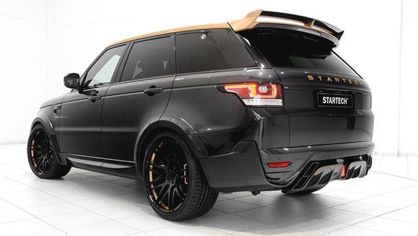 GTC German Tuning Corporation Startech Range Rover Sport