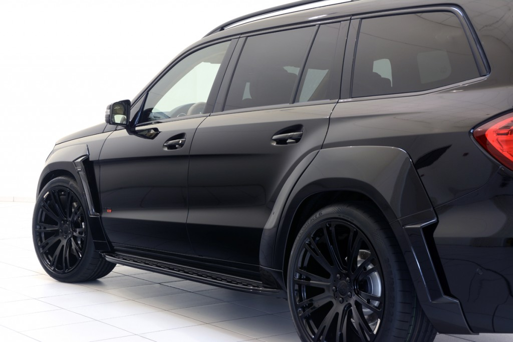 BRABUS 850 HP GLS63 Widebody