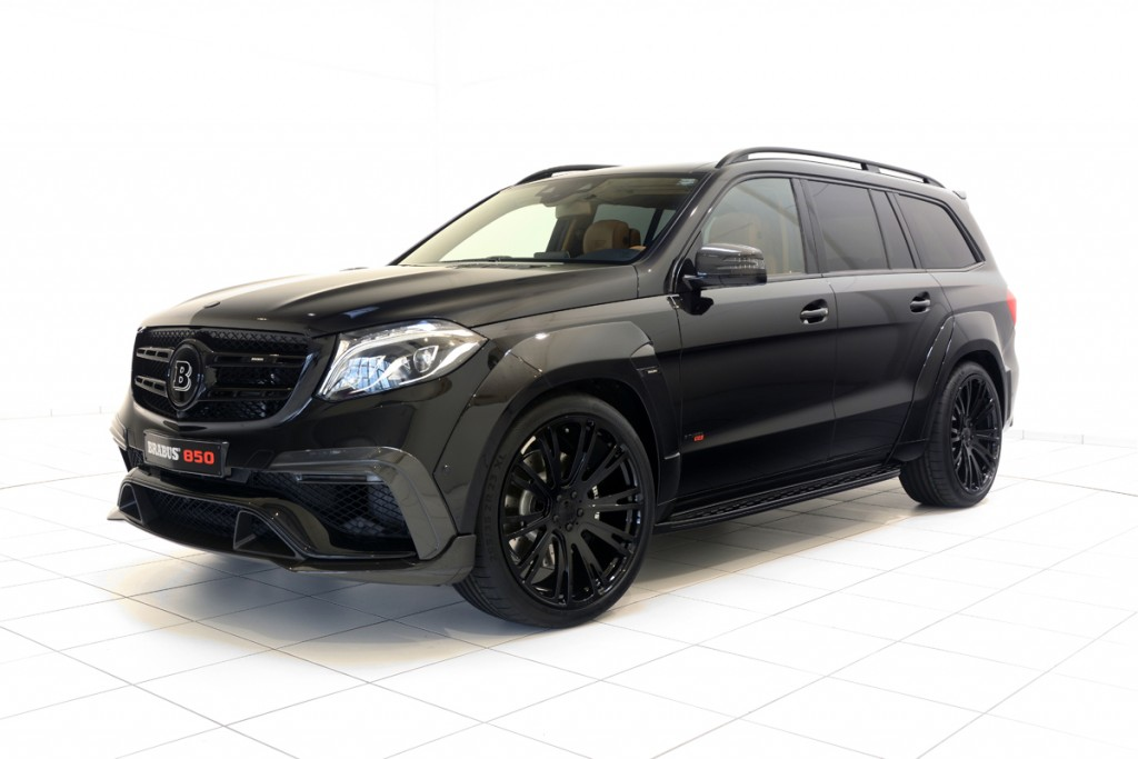 BRABUS GLS63 23in Forged Wheels