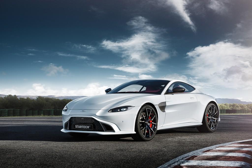 New Aston Martin >> Startech Refines The New Aston Martin Vantage Gtc
